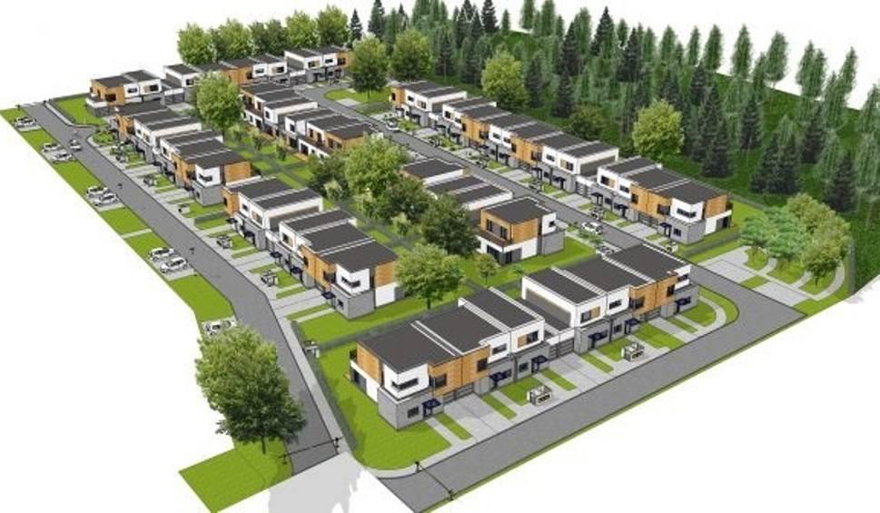 Film do artykułu: W Bydgoszczy wkrótce powstanie miniosiedle domów. Jest istny szał na te szeregowce