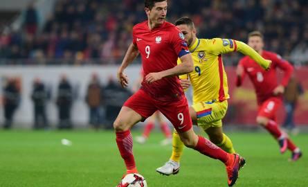 Robert Lewandowski i spółka mogą umocnić się na pierwszym miejscu w walce o awans na mistrzostwa świata