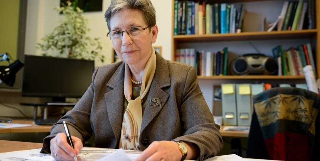 Profesor Małgorzata Latałowa