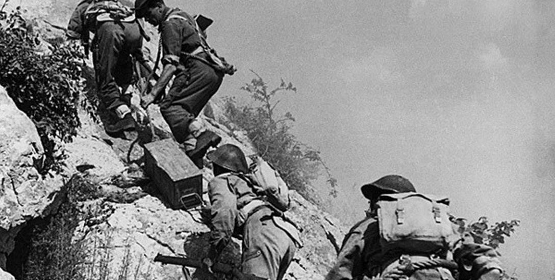 2 Korpus stracił pod Monte Cassino tysiąc żołnierzy, a blisko 3 tysiące było rannych