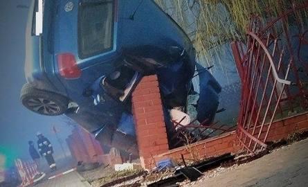 O ogromnym szczęściu mogą mówić uczestniczki wypadku, do którego doszło w sobotę rano na drodze pomiędzy Goliną a Kazimierzem Biskupim w powiecie konińskim.