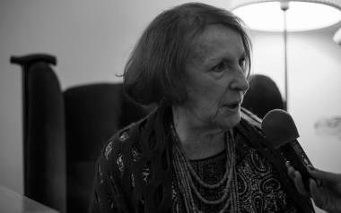 Zmarła Wanda Chotomska. Pisarka i poetka miała 87 lat