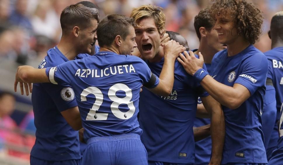Film do artykułu: Chelsea lepsze od Tottenhamu w derbach. Alonso bohaterem