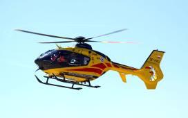Paralotniarz trafił do szpitala