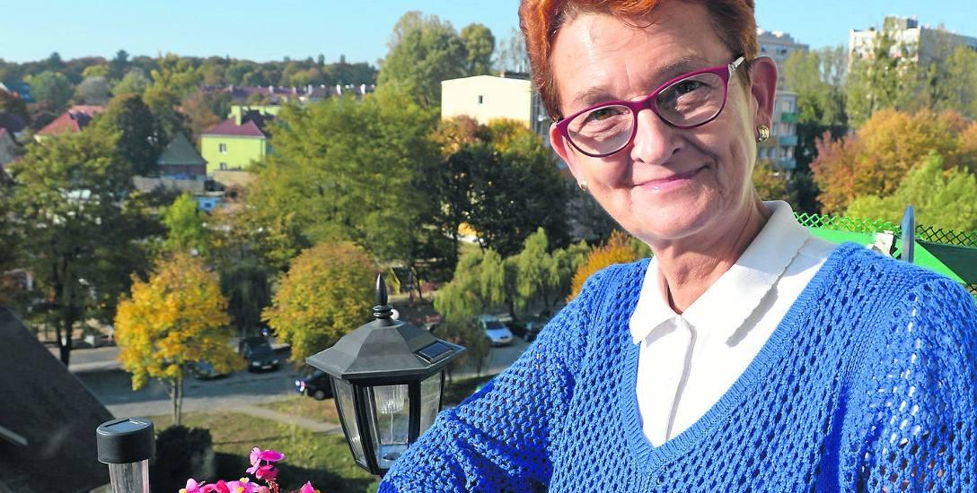 Jadwiga Żurawska zapewnia: - Radioterapia na miejscu, w Gorzowie, będzie dla chorych wielką, wspaniałą zmianą na plus!
