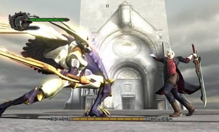 Piękna grafika Devil May Cry 4 w wersji na PC-ty