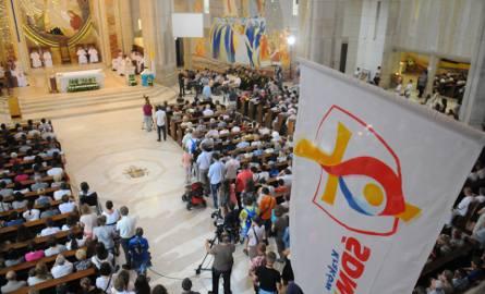 Rocznica ŚDM. Uroczysta msza święta w Centrum Jana Pawła II