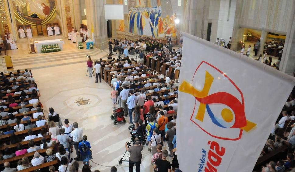 Film do artykułu: Rocznica ŚDM. Uroczysta msza święta w Centrum Jana Pawła II