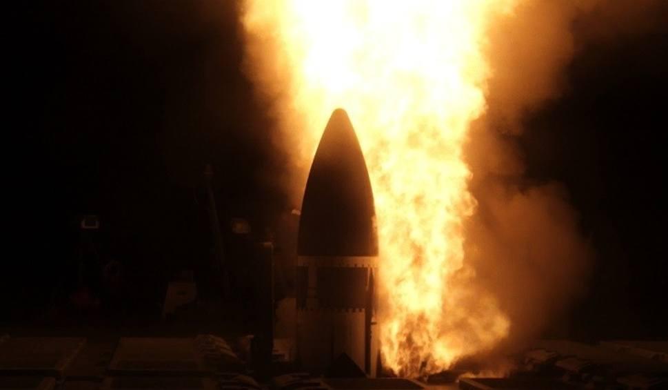 Film do artykułu: Amerykańska rakieta z Redzikowa strzela i trafia [wideo]