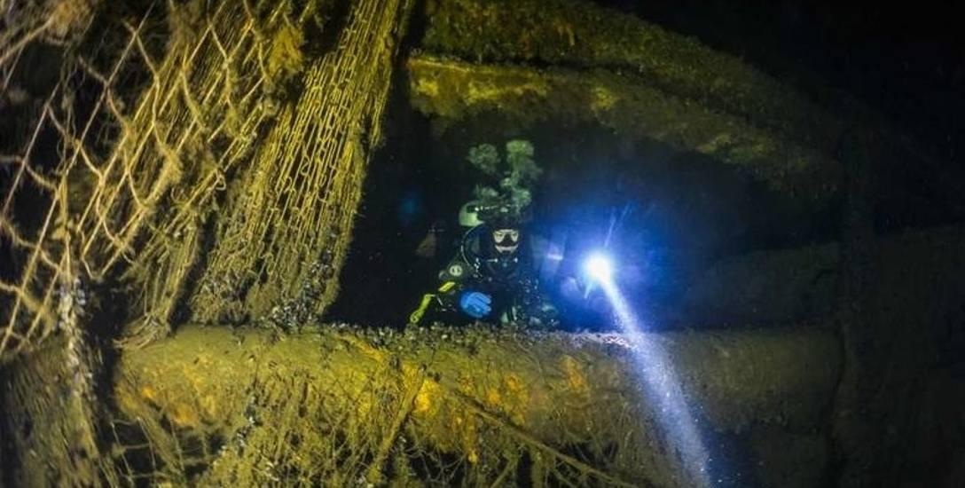Ekolodzy alarmują: 1,5 mln litrów paliwa na wraku w Zatoce Gdańskiej!