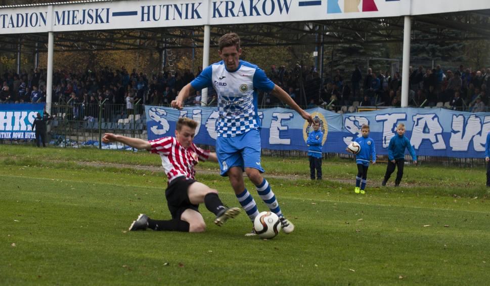 Film do artykułu: Hutnik umocnił się na czele tabeli IV ligi