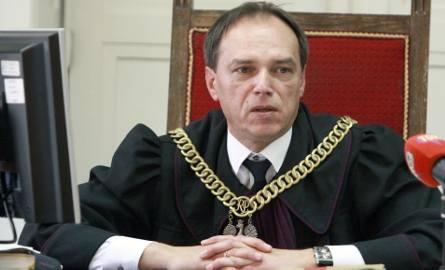 Sędzia Paweł Urbaniak: – Akt oskarżenia wpłynął do sądu