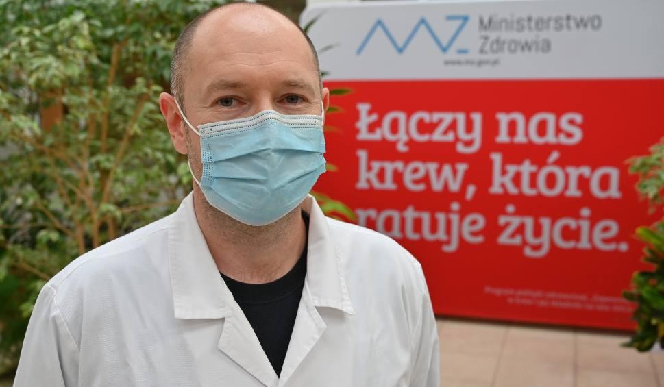 Film do artykułu: Pilnie potrzebna krew w regionie świętokrzyskim. Są niebezpieczne braki (WIDEO)