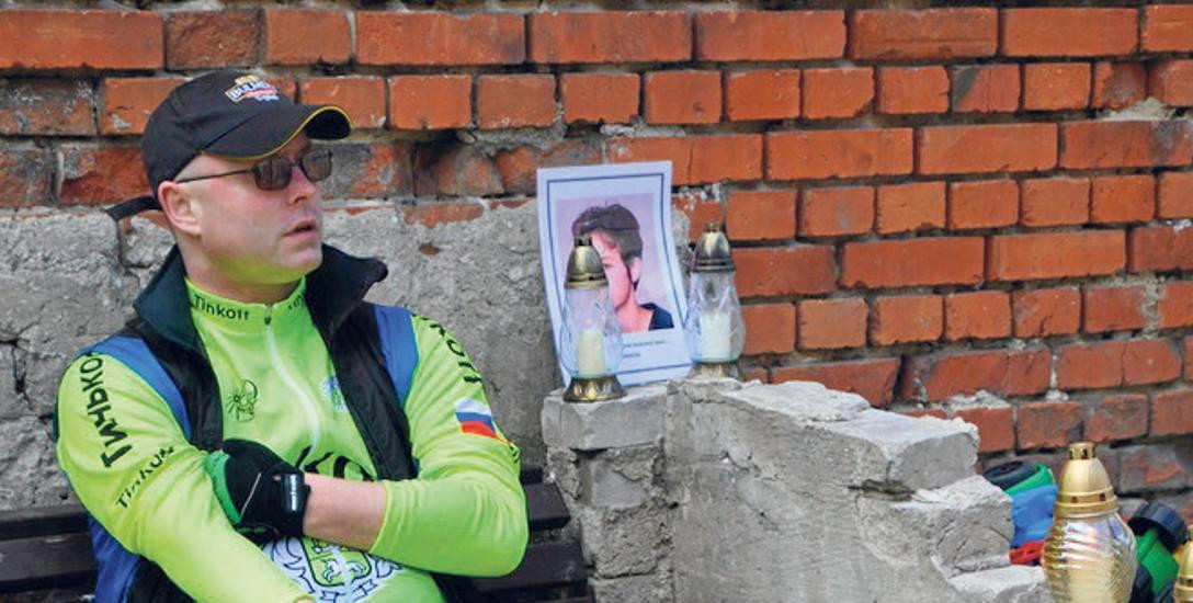 Dariusz Flitta nigdy nie wierzył w wersję wydarzeń przedstawianą przez męża zaginionej siostry