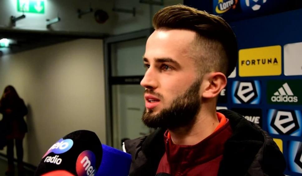 Film do artykułu: Mateusz Wdowiak o meczu Legia Warszawa - Cracovia: To był mecz na wariackich papierach