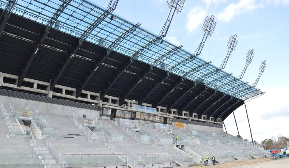 Film do artykułu: Blisko finału budowy Podkarpackiego Centrum Piłki Nożnej