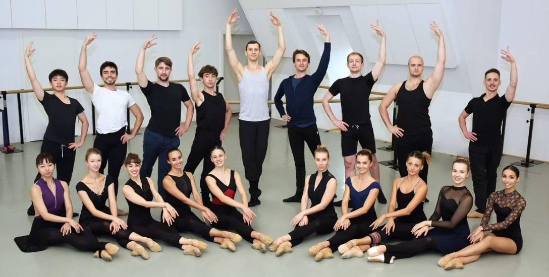 Tancerki Opery na Zamku opowiadają o swojej miłości do tańca