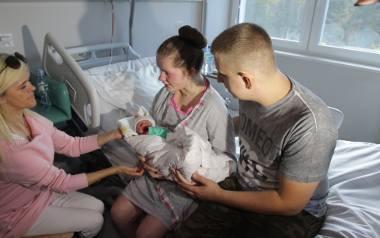 Narodziny małej Poli, którekj matka Paulina będąc w ciąży przeżyła udar, to wielki sukces medycyny