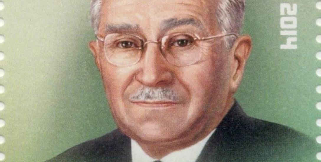 Ludwig Gutmann upamiętniony na rosyjskim znaczku pocztowym
