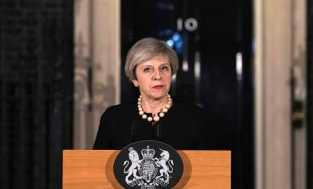Atak w Londynie. Theresa May: Każda próba uderzenia w nasze wartości jest skazana na porażkę