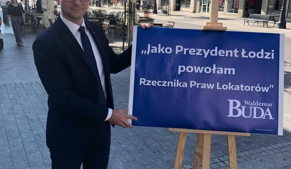 Film do artykułu: Wybory 2018. Waldemar Buda chce powołać... Rzecznika Praw Lokatora