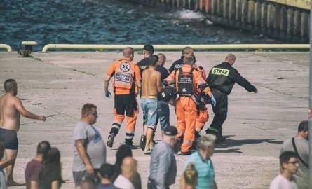 Dramat w Darłowie. 14-latek nie żyje, rodzeństwa wciąż nie odnaleziono [ZDJĘCIA]