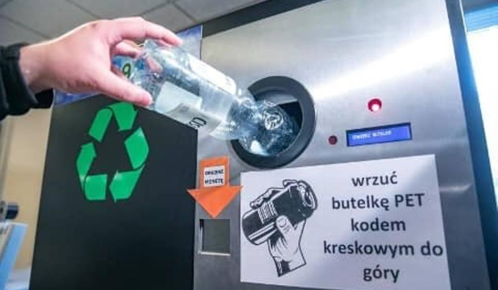 Film do artykułu: Prezydent Starachowic chce się pozbyć problemu zaśmieconych ulic i placów. Zapowiada kupno butelkomatu
