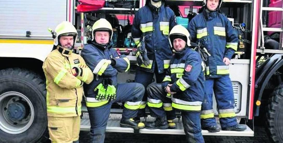 Jako pierwsi chęć pomagania starszym i schorowanym zadeklarowali strażacy z OSP Mokra Lewa