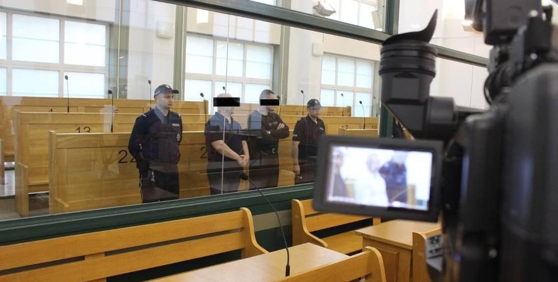 Gang Krakowiaka został już skazany w 2016 r.