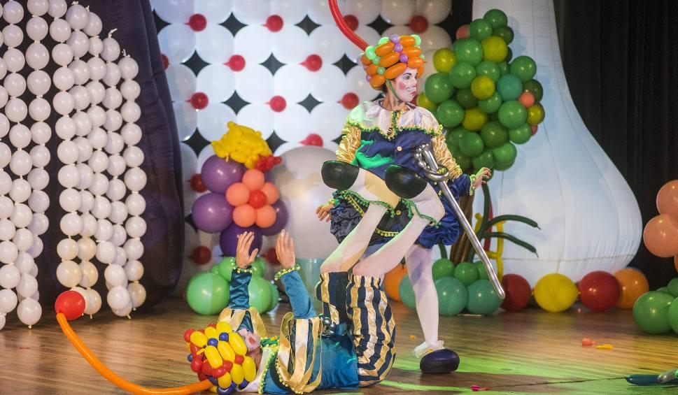 Film do artykułu: Balonowe Show w Radomiu. Wspaniałe przedstawienie nie tylko dla dzieci już w piątek