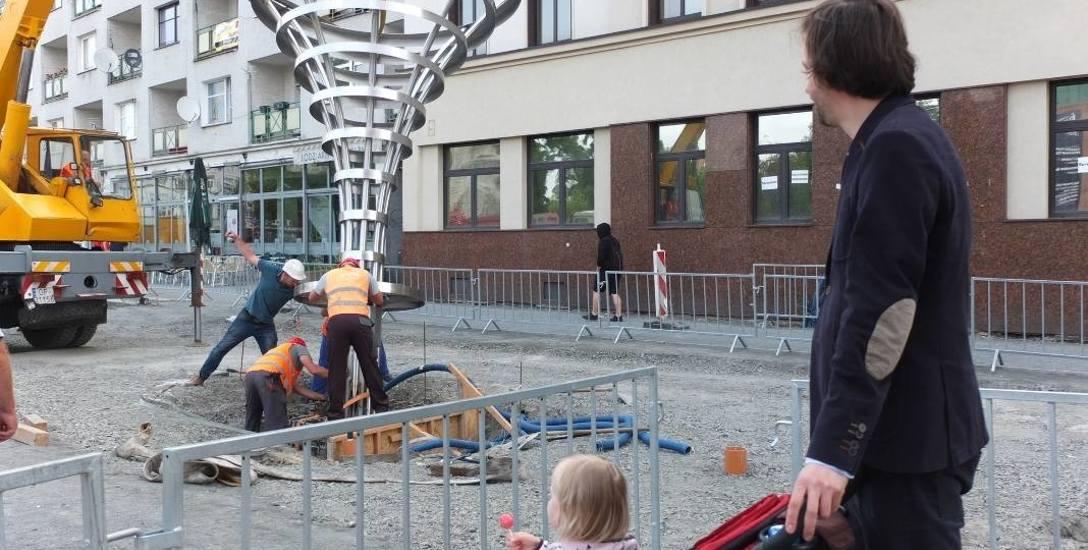 Rewitalizacja ulicy Krakowskiej w Opolu. Jest pierwsza trąbka, teraz czekamy na więcej zieleni
