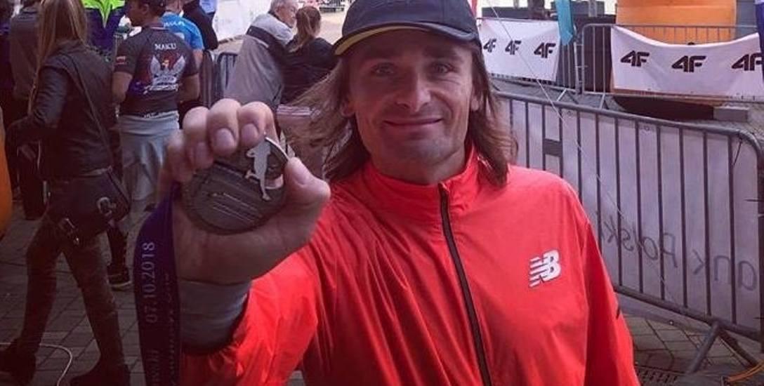 Wojciech Kopeć, triumfator 6. PKO Maratonu Rzeszowskiego: Rzeszów to fajne miasto do biegania. Nikt nie krzyczy, że zamykamy ulice