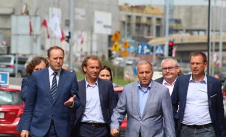 Grzegorz Schetyna i Mieczysław Struk apelowali o pomoc dla poszkodowanych