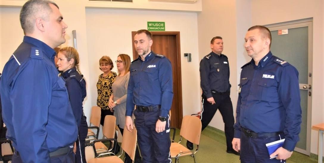Pracę jednostki posumowano podczas odprawy 31 stycznia.