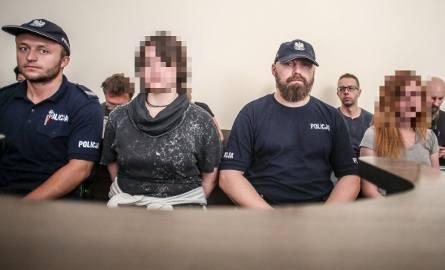 Proces w sprawie śmierci Agaty z Wejherowa za zamkniętymi drzwiami [ZDJĘCIA]