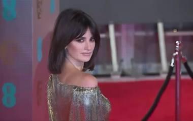 Na gali BAFTA pojawiła się m.in. Penelope Cruz