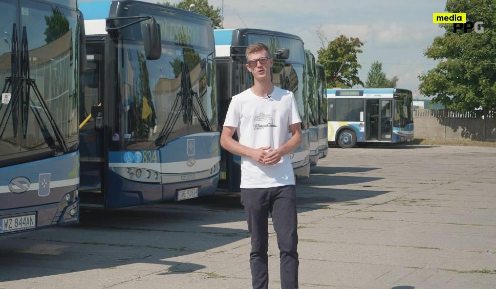 """Film do artykułu: """"Bezpiecznie na kołach"""". Elektryczne i wodorowe autobusy przyszłością transportu publicznego. MZK Wejherowo mówi o planach na kolejne lata"""
