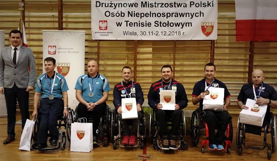 Film do artykułu: IKS Jezioro Tarnobrzeg z medalami Mistrzostw Polski w tenisie stołowym