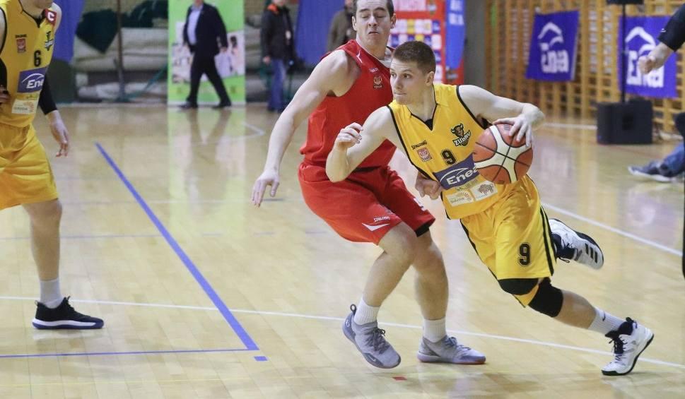 Film do artykułu: Koszykówka. Żubry i Tur rozstrzygały mecze w końcówce (zdjęcia)