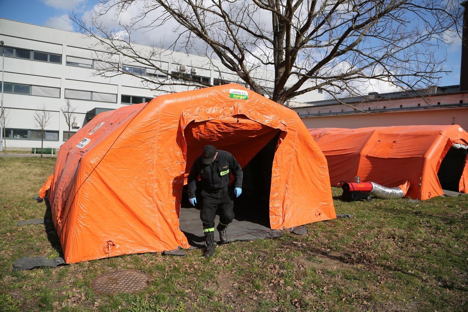 jak wyszczuplić namiot