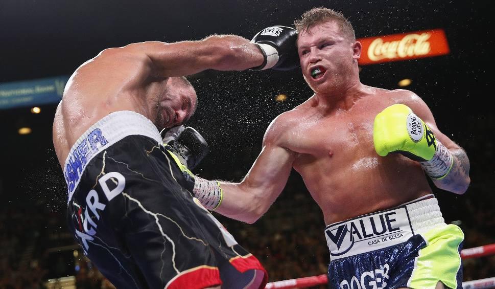 Film do artykułu: Saul Alvarez wyjątkowym mistrzem w boksie, Jorge Masvidal największym... skurczybykiem w UFC