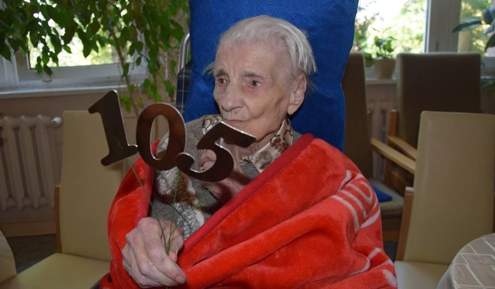 Film do artykułu: Pani Wanda to najstarsza gorzowianka. Skończyła 105 lat [WIDEO, ZDJĘCIA]