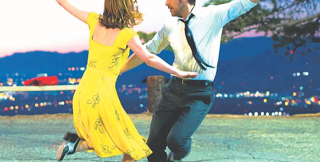 """Ile Oscarów wytańczą z komedią romantyczną """"La La Land"""" Emma Stone i Ryan Gosling?"""