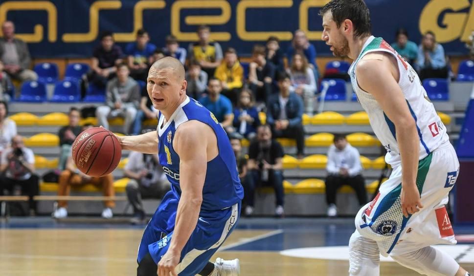 Film do artykułu: Energa Basket Liga. Asseco Arka Gdynia oddaliła się od medalu
