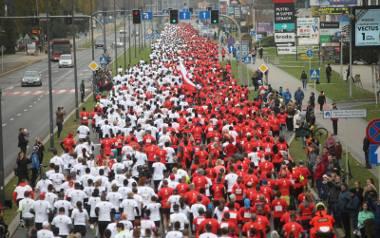 W 2019 roku w Rzeszowie w sumie startowało ponad 11000 biegaczy