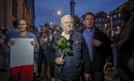 Jarosław Kaczyński pozywa Lecha Wałęsę. Chodzi o ochronę dóbr osobistych