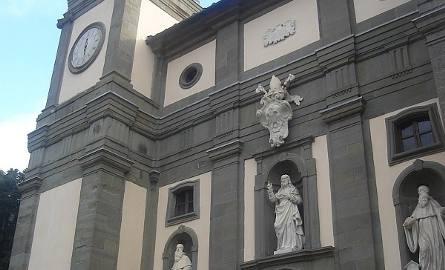 Włochy. Toskania - w gościnie u kamedułów