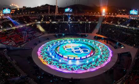 Pjongczang 2018. Ceremonia zamknięcia igrzysk olimpijskich w Pjongczangu. Zobacz zdjęcia z ceremonii zakończenia igrzysk
