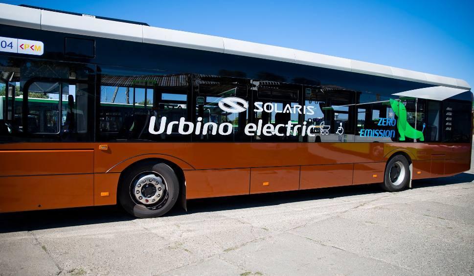 Film do artykułu: Za cztery lata po naszych ulicach będzie jeździć tysiąc autobusów o napędzie elektrycznym