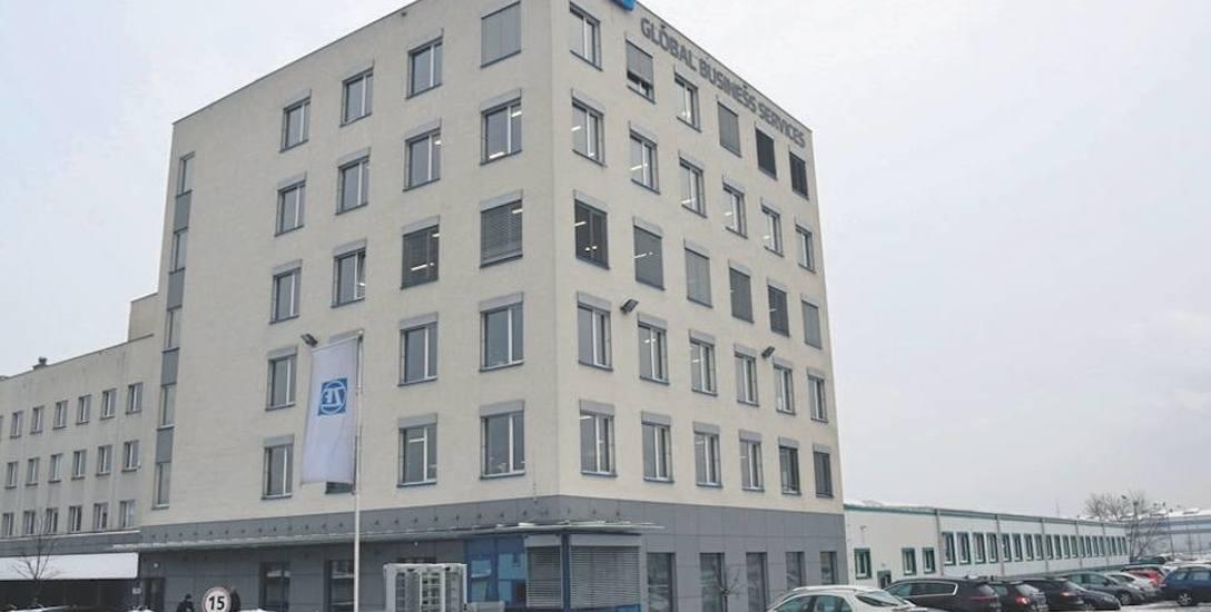 Budynek ZF w Częstochowie